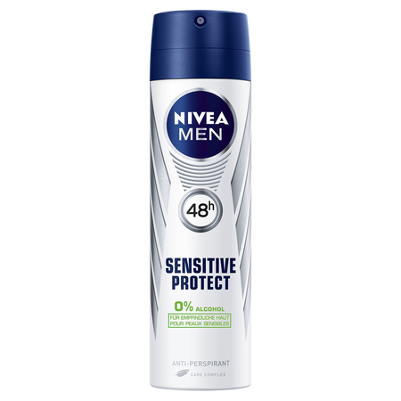 NIVEA MEN Deospray Sensitive Protect