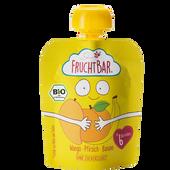 Bild: FruchtBar Bio Fruchtpüree I love yellow