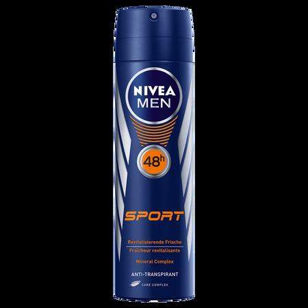 NIVEA MEN Deospray Sport