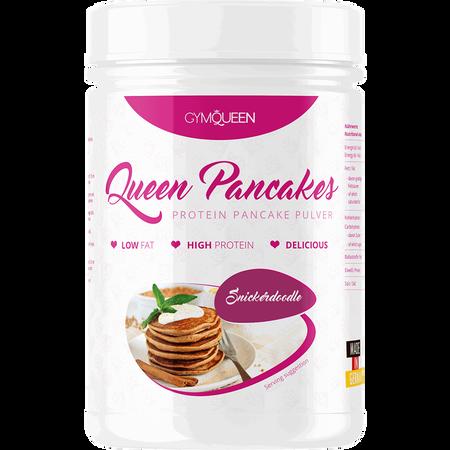 Bild: GYMQUEEN Queen Pancakes Protein Pancake Pulver Snickerdoodle  GYMQUEEN Queen Pancakes Protein Pancake Pulver Snickerdoodle