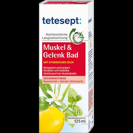 tetesept: Muskel & Gelenk Bad