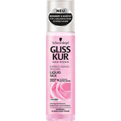 Bild: Schwarzkopf GLISS KUR Hair Repair Liquid Silk Express-Repair-Spülung