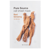 Bild: MISSHA Pure Source Cell Red Ginseng Tuchmaske