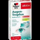 Bild: DOPPELHERZ Augentropfen Hyaluron 0,4 %extra