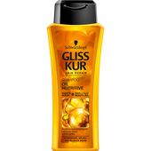 Bild: Schwarzkopf GLISS KUR Oil Nutritive Shampoo