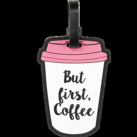 LOOK BY BIPA Kofferanhänger Kaffeebecher