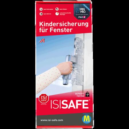 ISISAFE Kindersicherung für Fenster