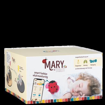 Mary by Sticklett Babyphone - Smart Fashion Vital Monitoring
