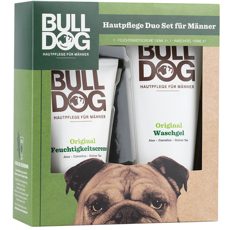 Bulldog Hautpflege Duo Set