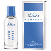 Bild: s.Oliver Your Moment Man Eau de Toilette (EdT)