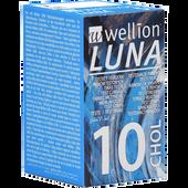 Bild: Wellion Luna Cholesterin Teststreifen