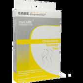 Bild: MyCare Cholesterin Vorsorge Test