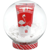 Bild: Soapland Set Flamingo Candy Apple Weihnachtskugel