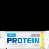 Bild: Max Sport Protein Vanilla Riegel