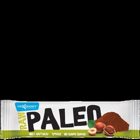 Max Sport Raw Paleo Kakao und Haselnuss