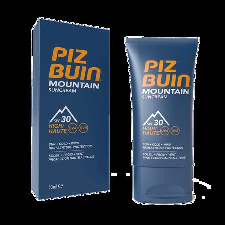PIZ BUIN Mountain Sun Cream LSF 30
