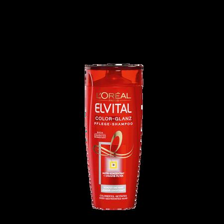 L'ORÉAL PARIS ELVITAL Pflege-Shampoo Color Glanz Mini