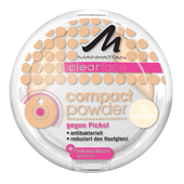 Bild: MANHATTAN Clearface Compact Powder vanilla