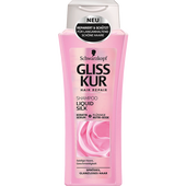 Bild: Schwarzkopf GLISS KUR Hair Repair Liquid Silk Shampoo