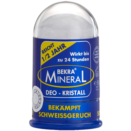 BEKRA Mineral Mineral Deo Kristall