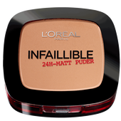 Bild: L'ORÉAL PARIS Infaillible 24H Compact Powder warm sand