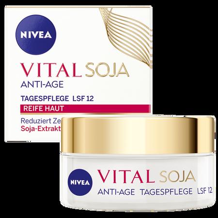 NIVEA Visage Vital Teint Optimal Soja+ Tagespflege