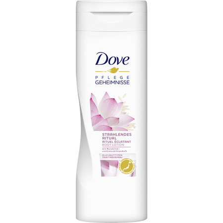 Dove Strahlendes Ritual Body Lotion