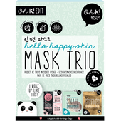 Bild: Oh K! Hello Happy Skin Mask Trio