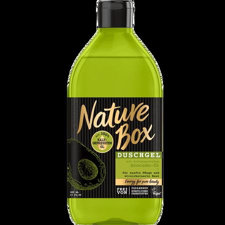 Nature Box Duschgel Avocado-Öl