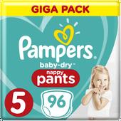 Bild: Pampers Baby-Dry Pants Gr. 5 Giga Pack