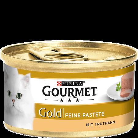 GOURMET Gold Feine Pastete mit Truthahn