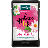 Bild: Kneipp Badekristalle #place to be Lotus-Weißer Tee