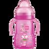 Bild: MAM Trainer+ 220ml - Babyflasche und Becher Rosa