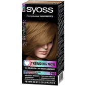 Bild: syoss PROFESSIONAL Color Trending Now herbstblond