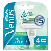 Bild: Gillette Venus Extra Smooth sensitive Rasierklingen