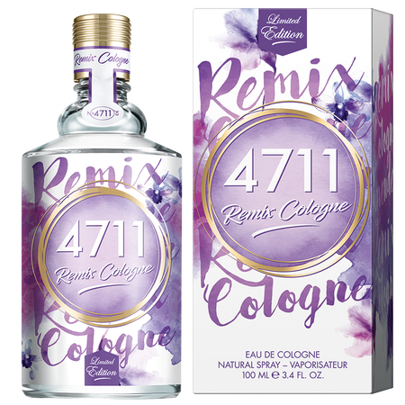 4711 Remix Cologne Lavendel Eau de Cologne (EdC)