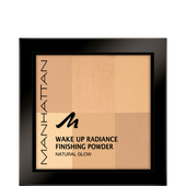 Bild: MANHATTAN Wake Up Radiance Finishing Powder Natural Glow 001