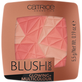 Bild: Catrice Blush Box Glowing + Multicolour dolce vita