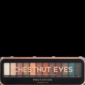 Bild: profusion cosmetics Chestnut Eyes Eyeshadow Makeup Case