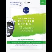 Bild: NIVEA Skin Detox Effekt Tuchmaske