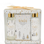 Bild: Soapland Winter Warm Vanilla Set