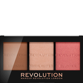 Bild: Revolution Ultra Brightening Contour Kit fair