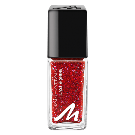 MANHATTAN Last & Shine Nagellack