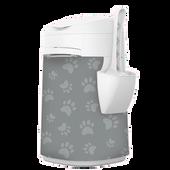 Bild: Litter Locker Fashion Katzenstreu-Entsorgungseimer Stoffbezug