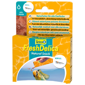 Bild: Tetra Freshdelica Krill Fischfutter