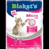 Bild: Biokat's Micro Fresh Katzenstreu