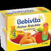 Bild: Bebivita Gartenfrüchte Becher