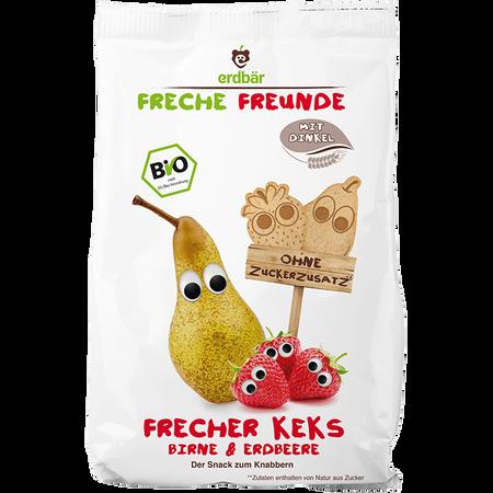 Freche Freunde Frecher Keks Birne & Erdbeere