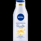 Bild: NIVEA Senusal Pflegelotion Vanille & Mandelöl
