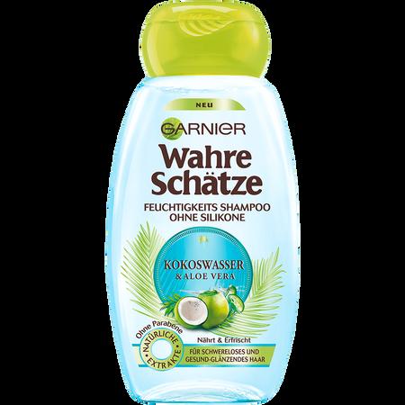 GARNIER Wahre Schätze Shampoo Kokoswasser & Aloe Vera